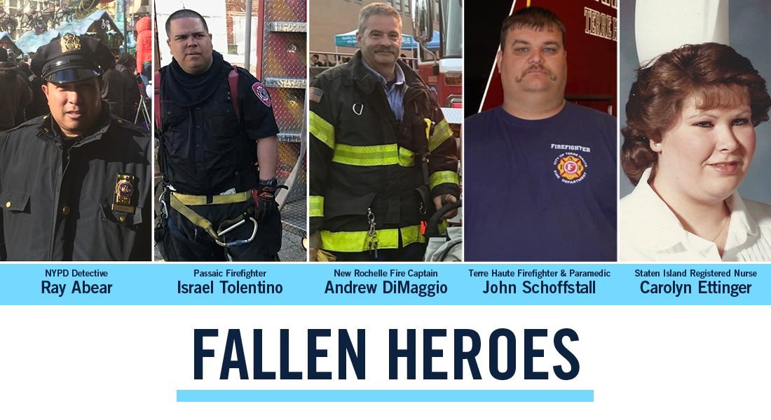 Fallen Heroes Graphic